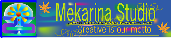 Mekarina Studio Header