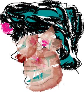 Kribo (dgn Adobe Illustrator)