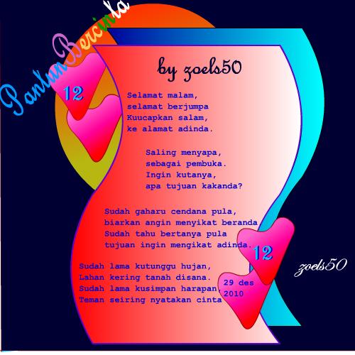 Pantun Bercinta (12)